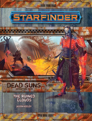 Starfinder Adventure Path: The Ruined Clouds (Dead Suns 4 of 6) Paperback - WyldekardeWorld