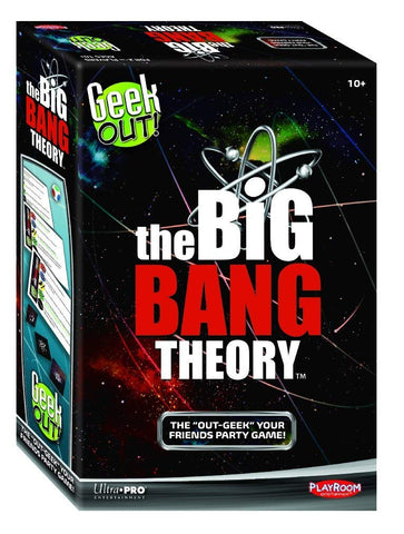 Geek Out: The Big Bang Theory Edition - WyldekardeWorld