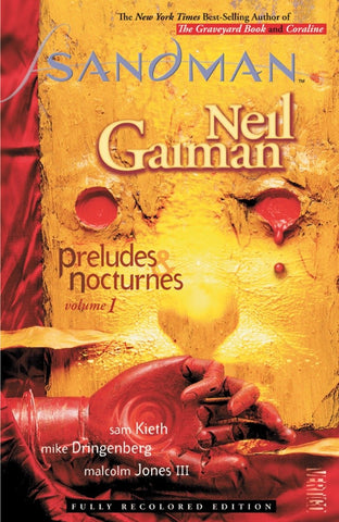 The Sandman Vol. 1: Preludes & Nocturnes (New Edition) Paperback - WyldekardeWorld
