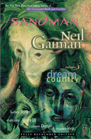 The Sandman, Vol. 3: Dream Country Paperback - WyldekardeWorld
