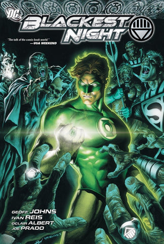 Blackest Night Paperback - WyldekardeWorld