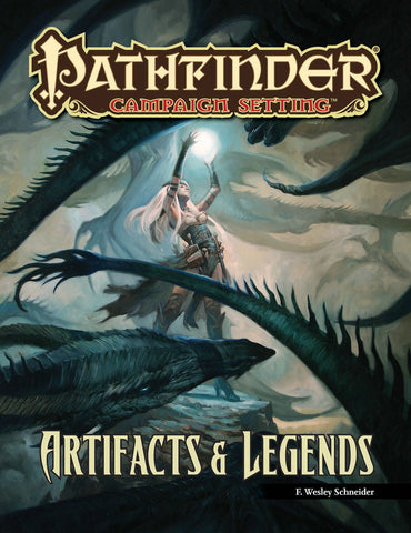 Pathfinder Campaign Setting: Artifacts and Legends Paperback - WyldekardeWorld