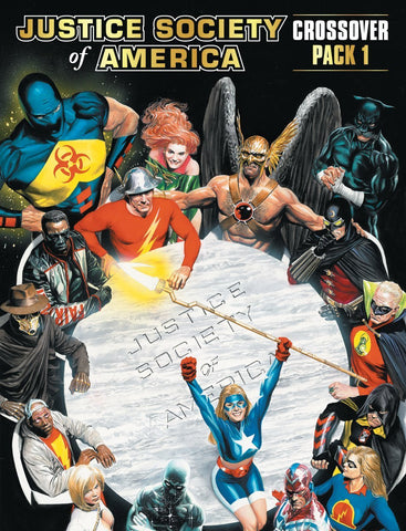 DC Comics Deck Building Game Crossover Pack 1: JSA - WyldekardeWorld