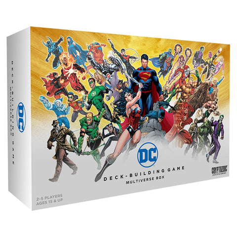 DC Deck-Building Game Multiverse Box - WyldekardeWorld