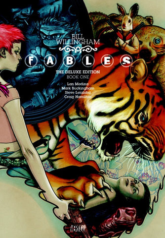Fables: The Deluxe Edition Book One Hardcover - WyldekardeWorld