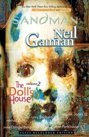 The Sandman, Vol. 2: The Doll's House Paperback - WyldekardeWorld
