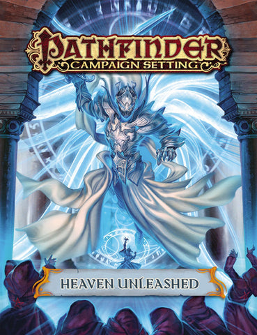 Pathfinder Campaign Setting: Heaven Unleashed Paperback - WyldekardeWorld