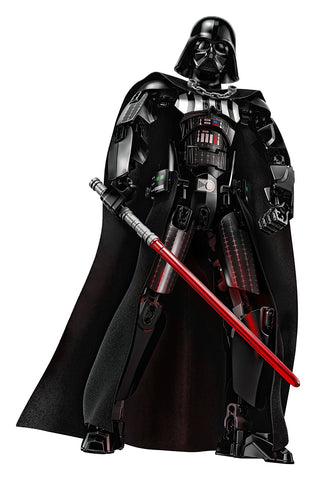 LEGO Star Wars Darth Vader 75534 Building Kit (168 Piece) - WyldekardeWorld