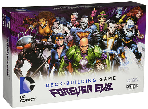 DC Deck Building Game Set 3: Forever Evil - WyldekardeWorld