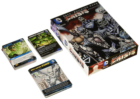 DC Comics Crisis Expansion 2 Card Game - WyldekardeWorld