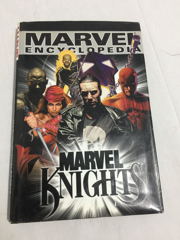 Marvel Encyclopedia: Marvel Knights - WyldekardeWorld