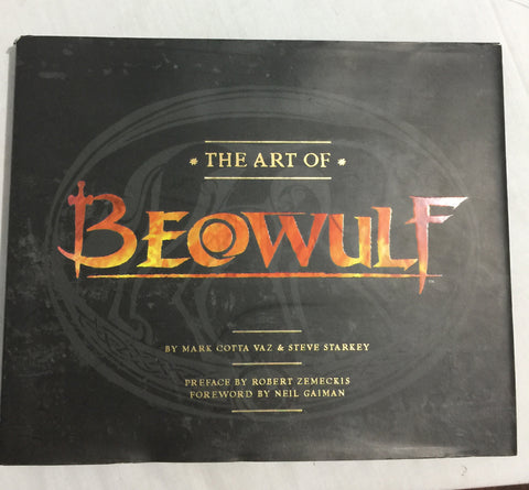 The Art of Beowulf (Pre-Owned) - WyldekardeWorld