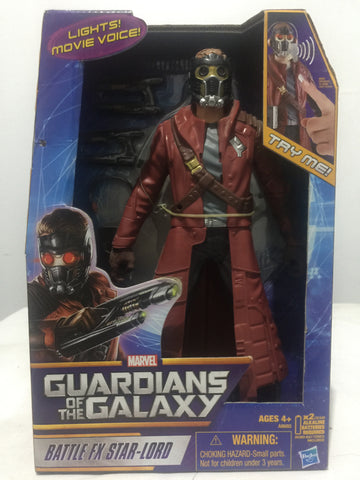 Guardians of the Galaxy Battle FX Star-Lord - WyldekardeWorld