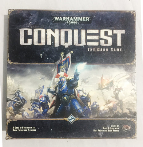 Warhammer 40,000 Conquest The Card Game