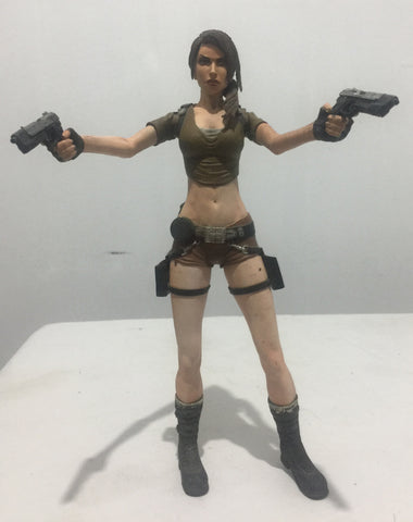 "Play Select Tomb Raider Action Figure 7"" (Pre-Owned) - WyldekardeWorld"