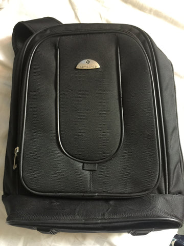 Samsonite Laptop Backpack - WyldekardeWorld