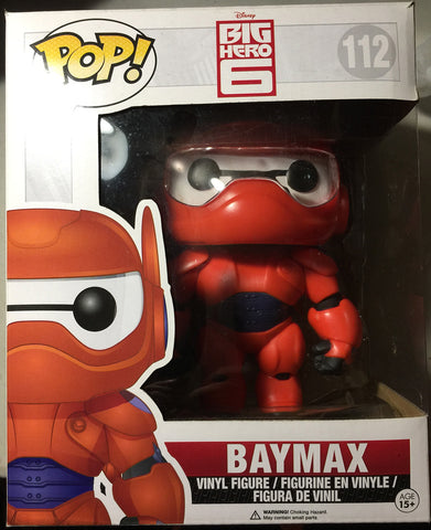 Funko BIg Hero 6 Baymax Armor Vinyl Figure