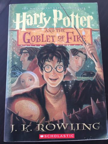 Harry Potter and the Goblet of Fire - WyldekardeWorld