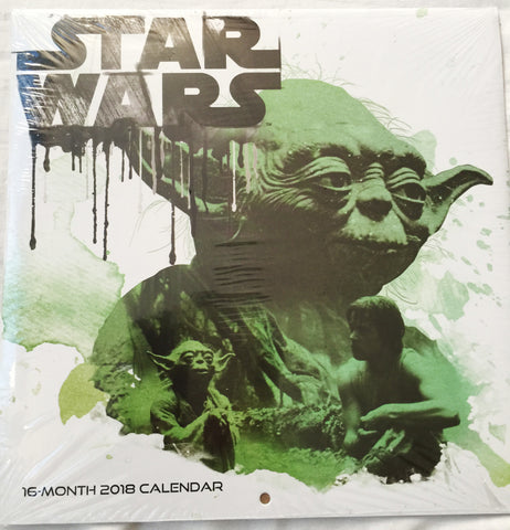 Star Wars 16 Month Calendar - WyldekardeWorld