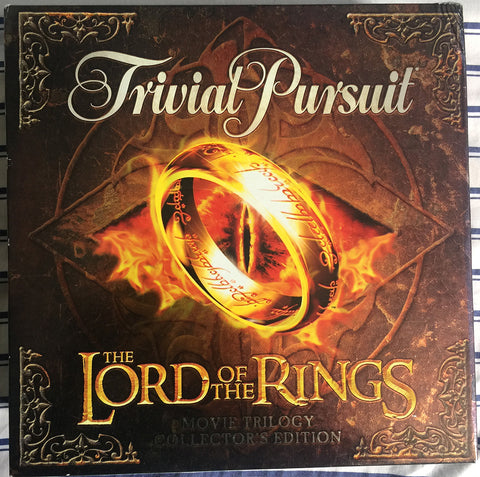 The Lord of the Rings Trivial Pursuit Collectors Edition - WyldekardeWorld
