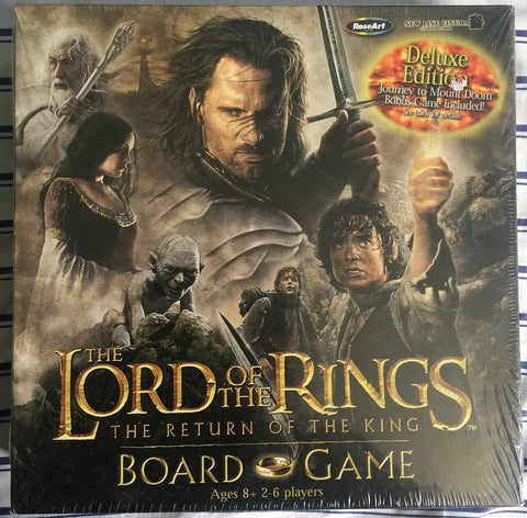 The Lord of the Rings: Return of the King Board Game - WyldekardeWorld