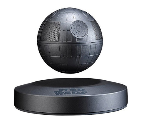 Plox Official Star Wars Levitating Death Star Bluetooth Speaker - WyldekardeWorld