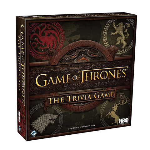 Game of Thrones The Trivia Game - WyldekardeWorld
