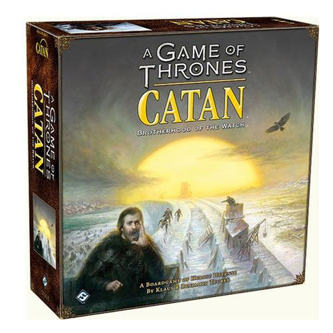 Game of Thrones Catan: Brotherhood of the Watch - WyldekardeWorld