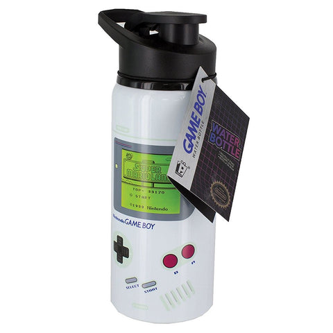 Nintendo Game Boy Water Bottle