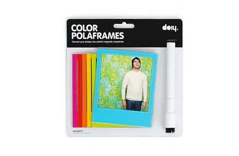 Color Polaframes 6 PCS. - WyldekardeWorld