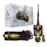 Assassin's Creed Syndicate Gauntlet With Hidden Blade Avec Lame Secrete Cosplay Weapons PVC Action Figure Model Toy 36cm - WyldekardeWorld