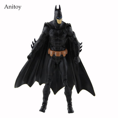 "Boys Favourite Toys Batman Action Figure Joint Moveable Various Pose Marvel Super Heroes Avengers Figure Kids Toy 7""18CM #020 - WyldekardeWorld"