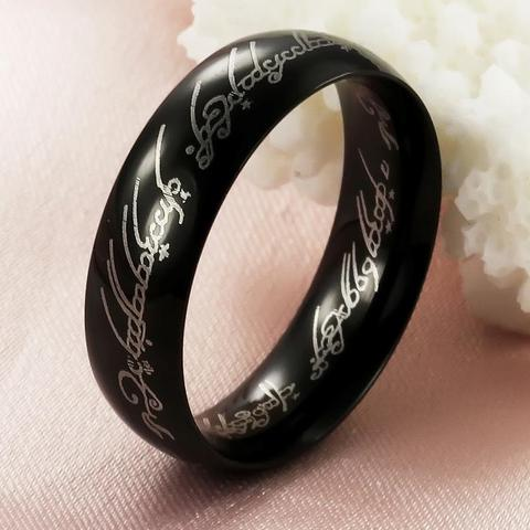 The One Ring Black