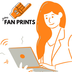 Your Fan Prints - How it Works