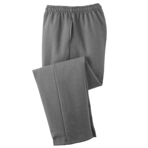 Garment Styles - Gildan Open Bottom Sweatpants