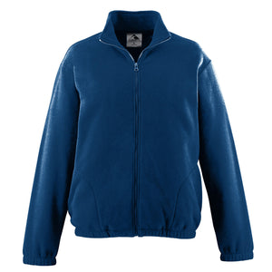 Garment Styles - Full Zip Fleece Jacket