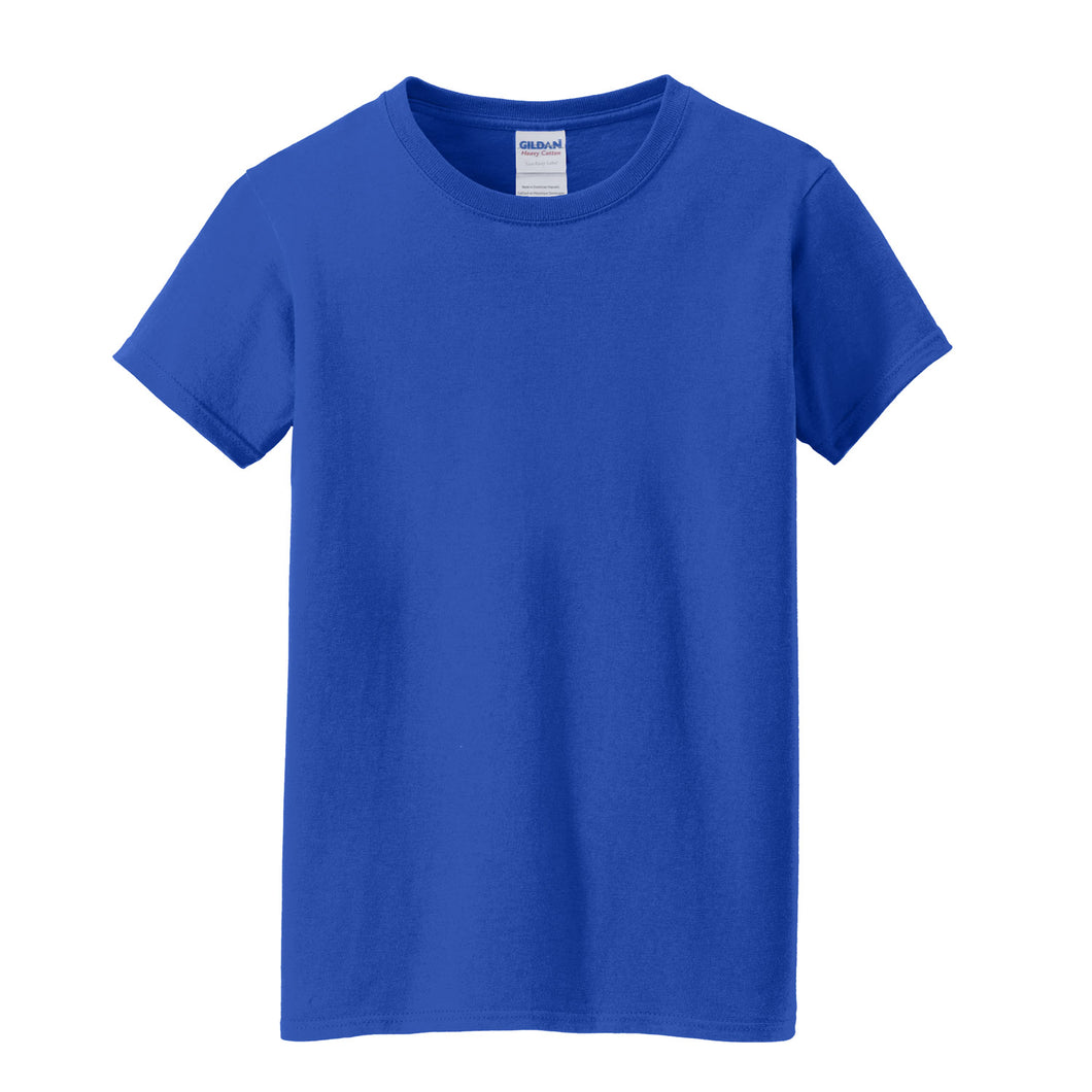 Garment Styles - Ladies Cotton T Shirt