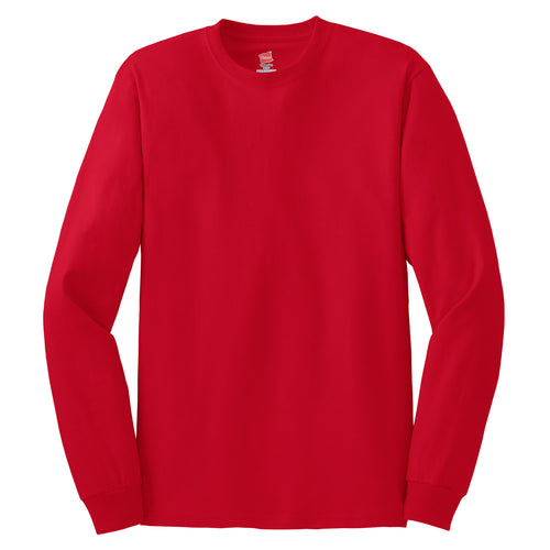 Old - Hanes Long Sleeve T Shirt