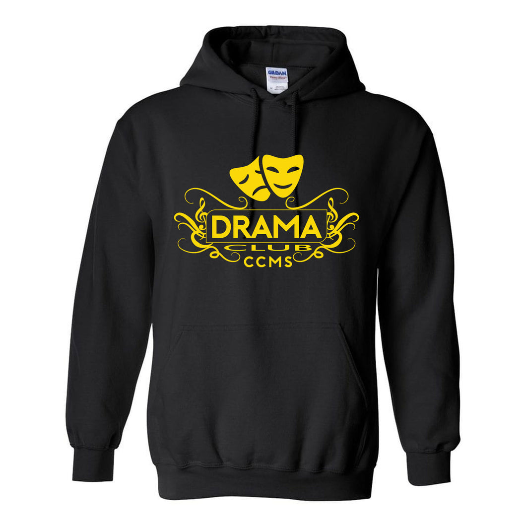CCMS Drama Club 2019 - Hooded Sweatshirt