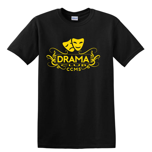 CCMS Drama Club 2019 - Cotton T Shirt