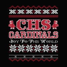 CHS Cardinals - Holiday 2017 - Crewneck Sweatshirt