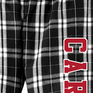CHS Cardinals - Holiday 2017 - Flannel Plaid Pant