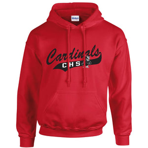 CHS Cardinals - Holiday 2017 - Hooded Sweatshirt