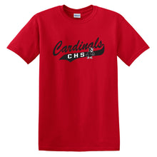 CHS Cardinals - Holiday 2017 - Cotton T Shirt