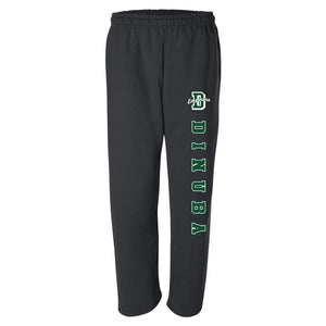 DHS Spirit 2017 - Black Gildan Open Bottom Sweatpants