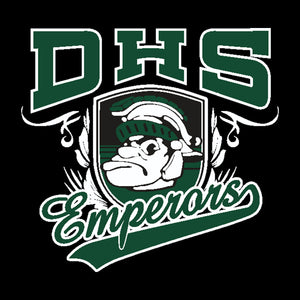DHS Spirit 2017 - Cotton T Shirt