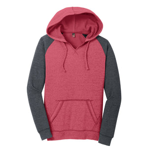 Garment Styles - Junior Vintage Soft Hooded Sweatshirt