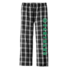 Delta Vista Panthers Spirit 2018 - Flannel Plaid Pant