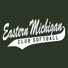 Eastern Michigan Club Softball 2019 - Cotton T-Shirt