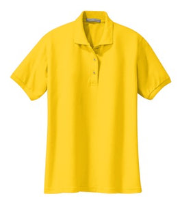 Garment Styles - Polo Shirt Ladies